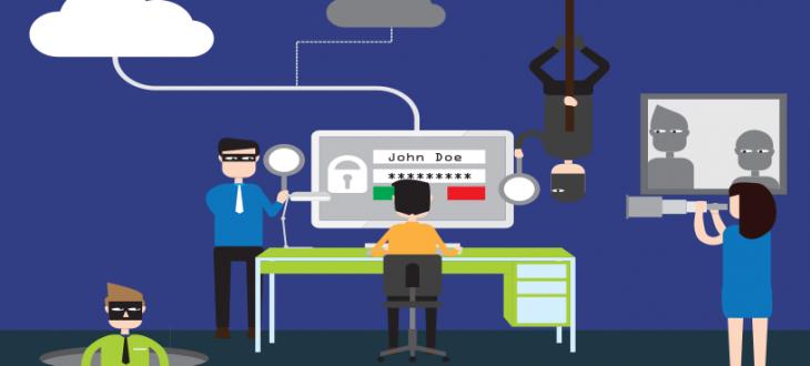 Ameaças à segurança da informação