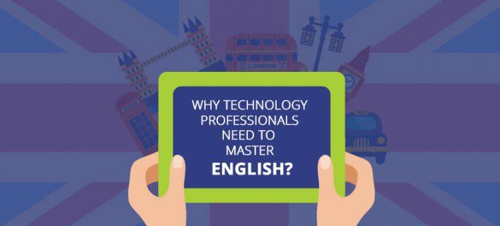 Profissionais de TI precisam dominar o inglês